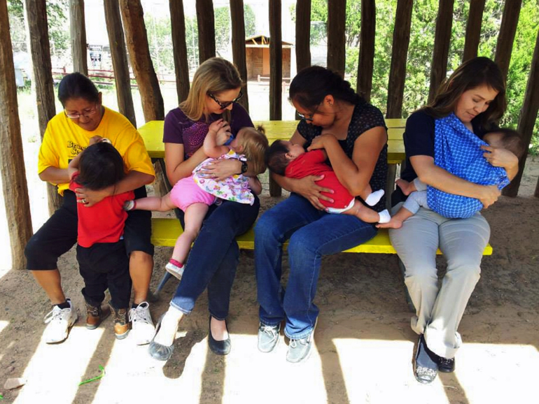 Bringing breastfeeding back to Indian Country