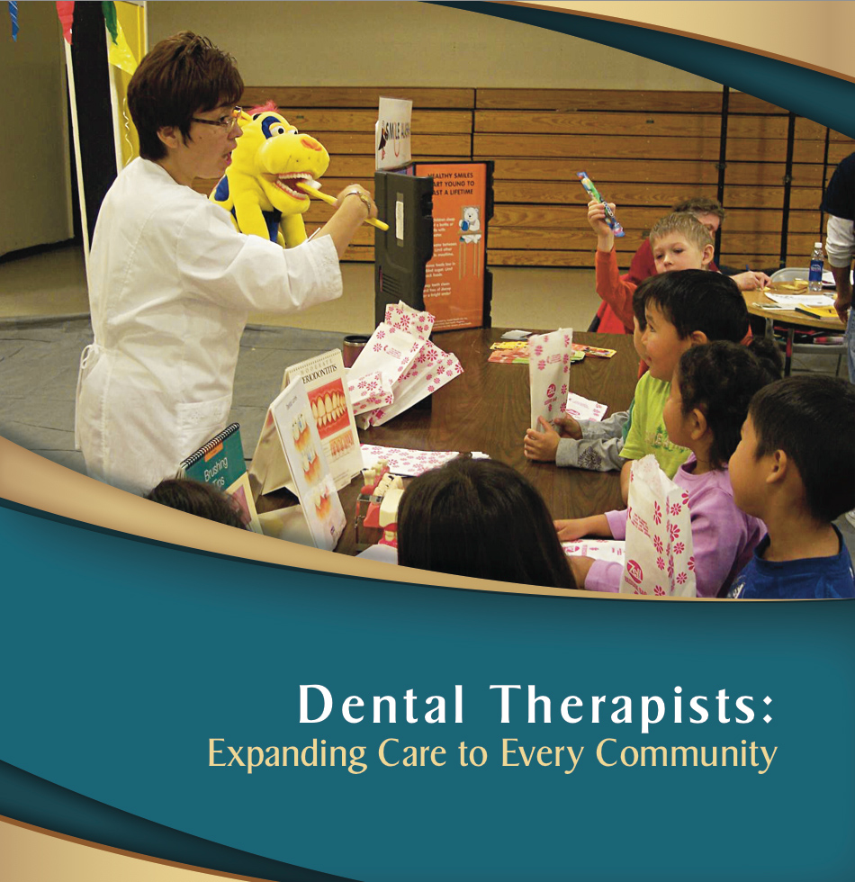 Dental Therapists: Expanding Care to Every Community
