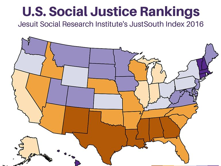Jesuit Social Research Institute | W.K. Kellogg Foundation