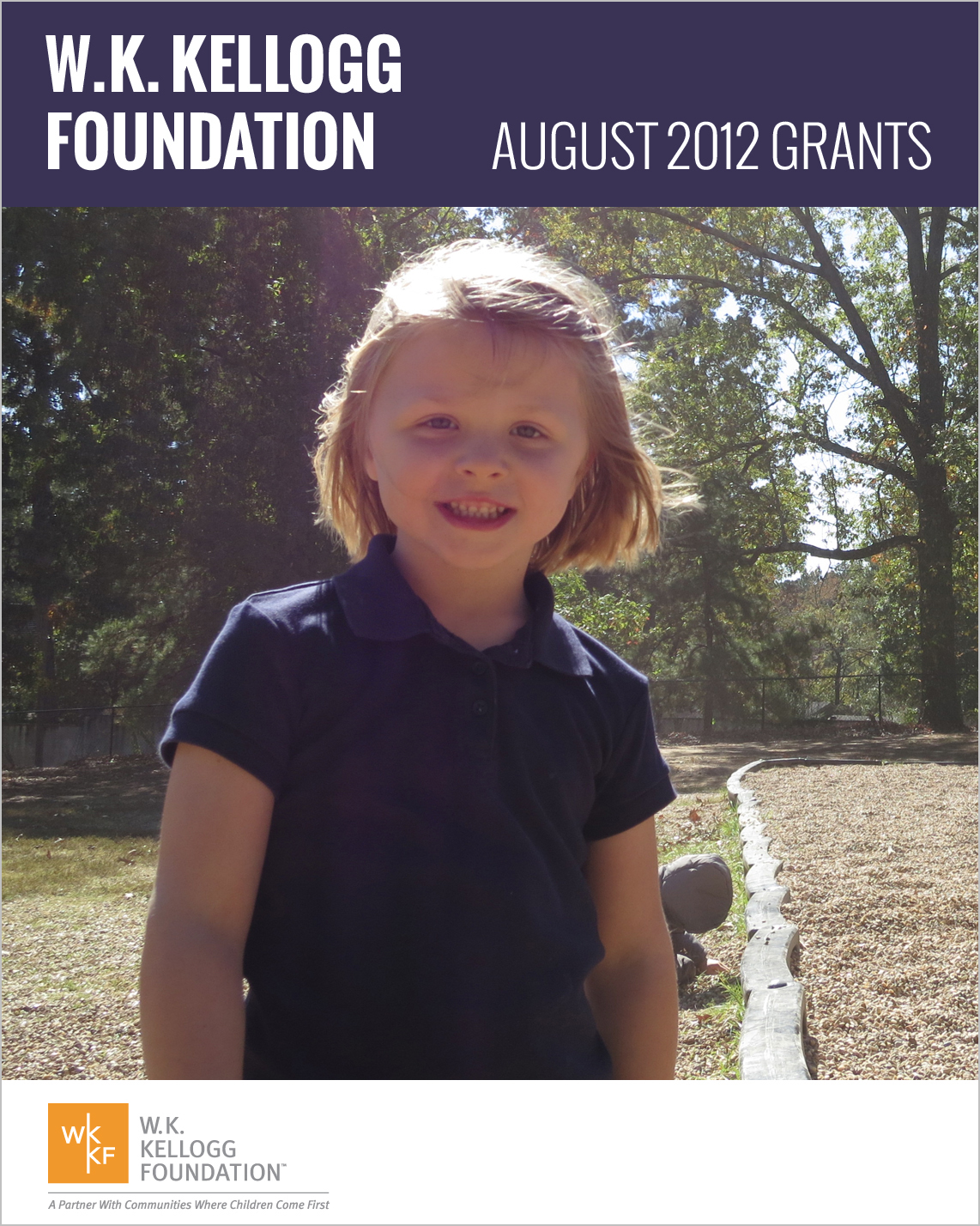 W.K. Kellogg Foundation Grants - August 2012