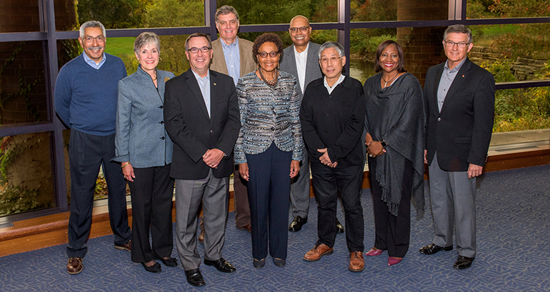 W.K. Kellogg Foundation Trustees 2015