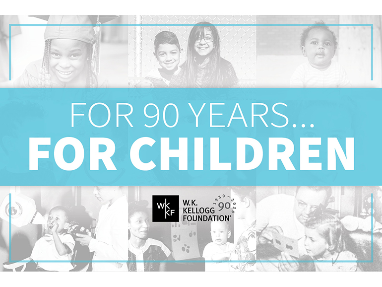For 90 Years... for children
